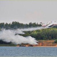 Учения по тушению пожара :: Андрей Куприянов