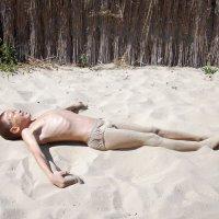 Песочные ванны. :: Ирина Прохорченко