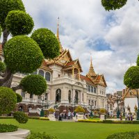 Большой дворец - Бангкок :: Евгений Логинов