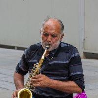музыкант :: Vasiliy V. Rechevskiy
