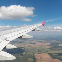 Только бы долететь!!!)) :: Жанна Викторовна