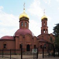 Церковь Димитрия Донского :: Александр Качалин