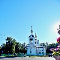 Дорога к храму :: Milocs Морозова Людмила