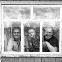Три поколения :: Светлана Мякотникова