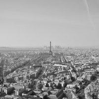 Париж, вид с башни Монпарнас :: Наталия Миронова