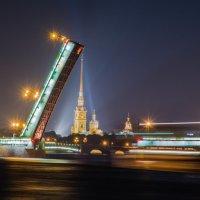 Литейный мост :: Владимир Демчишин