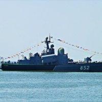 Военный корабль. :: Валерия Комова