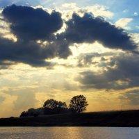 Крыльями вечерних облаков... :: Лесо-Вед (Баранов)