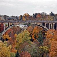 Мост Адольфа (Adolphe-Brucke, Pont Adolphe) :: Aquarius - Сергей