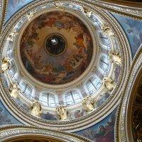 Купол Исаакиевского собора :: Елена Каталина