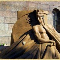 песочные скульптуры :: Татьяна Осипова(Deni2048)