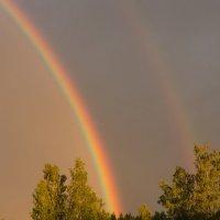 Двойная радуга :: Яросвет Сотников