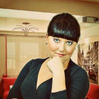 То ли девушка, то ли виденье... :: Елена Карпова