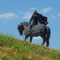 Князь Дмитрий Донской всегда на страже...(Timm) :: Timm Смыслов