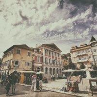Корфу-town,столица острова Корфу...Греция... :: Александр Вивчарик