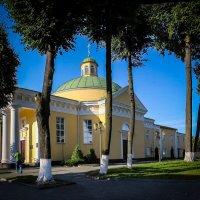 Кафедральный собор святого Архангела Михаила в г. Лида. До 1818 года :: Nonna