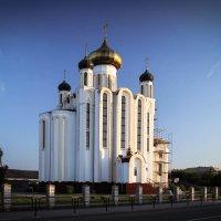 Лида, церковь Всех Святых. :: Nonna