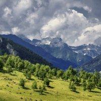 Кавказ :: Владимир Богославцев(ua6hvk)