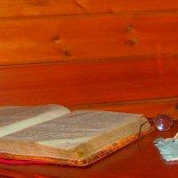 место,где молилась бабушка писателя :: Ирина ***