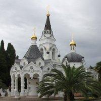 Перед собором :: Гена Белоногов