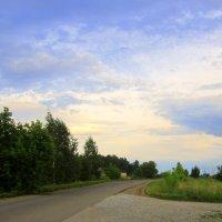 Дороги , дороги ... :: Мила Бовкун