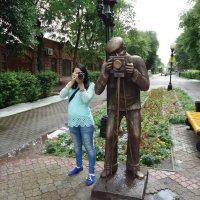 Ты сними, сними меня фотограф... :: Лариса Рогова