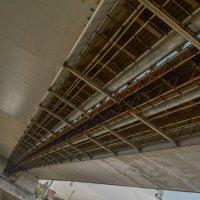 Мост- вид снизу! :: Дмитрий Крыжановский
