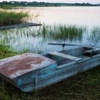 лодка :: Павел Фролов