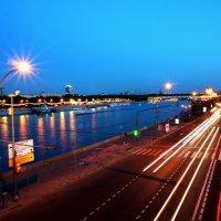 Огни Москвы :: Александра Юхник