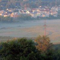 утренний туман :: Тарас Золотько
