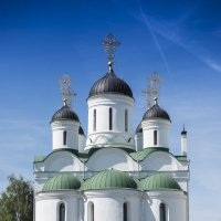 Андреев крест :: Николай
