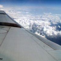 Под Крылом Самолёта О Чём-То Поёт . . . :: МАК©ИМ Пылаев-Пшеничников