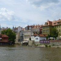 Влтава в Праге :: Наиля