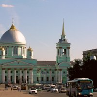 Курский Знаменский собор :: Геннадий Храмцов