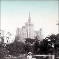 Бумажное фото. :: Андрей Русинов