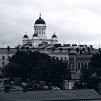 Призрачная геометрия Хельсинки :: Елизавета Вавилова