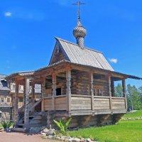Церковь во имя Покрова Пресвятой Богородицы :: alemigun