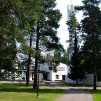 Церковь Трех крестов :: Валерий Новиков
