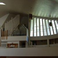 Орган в Церкви Трех Крестов :: Валерий Новиков
