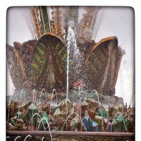 фонтан Каменный цветок на ВДНХ :: Natalia Mihailova