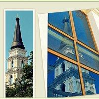 колокольня Спасо-Преображенского собора :: Александр Корчемный
