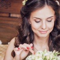 Сборы невесты :: Анастасия Костромина