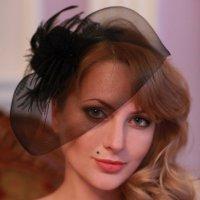 макияж и прическа :: Дарья Богиня
