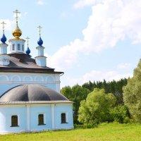 Новый храм. :: Виктор Евстратов
