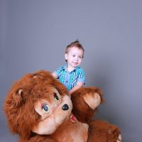 Эмильенчик, 1.5 года :: Кристина Бочкарева (Дроздова)