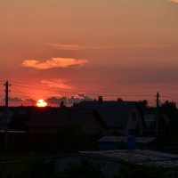 Летний вечер. :: Oleg4618 Шутченко