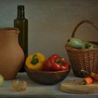 С овощами. :: Татьяна Глинская