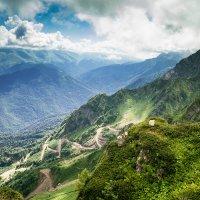 Лучше гор могут быть только горы - на которых еще не бывал... :: Андрей Зименков