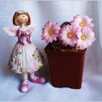 Вам подарок от цветочного ангела.:) :: Валерия Комова