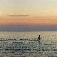 Вечер у моря 1 :: Виктор (victor-afinsky)